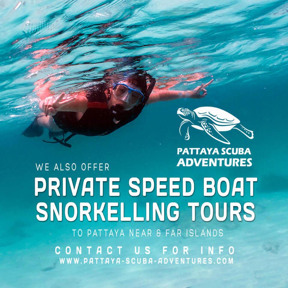 Pattaya snorkeling trips tours pattaya scuba adventures thailand pattaya snorkeling trips publicscrutiny Gallery