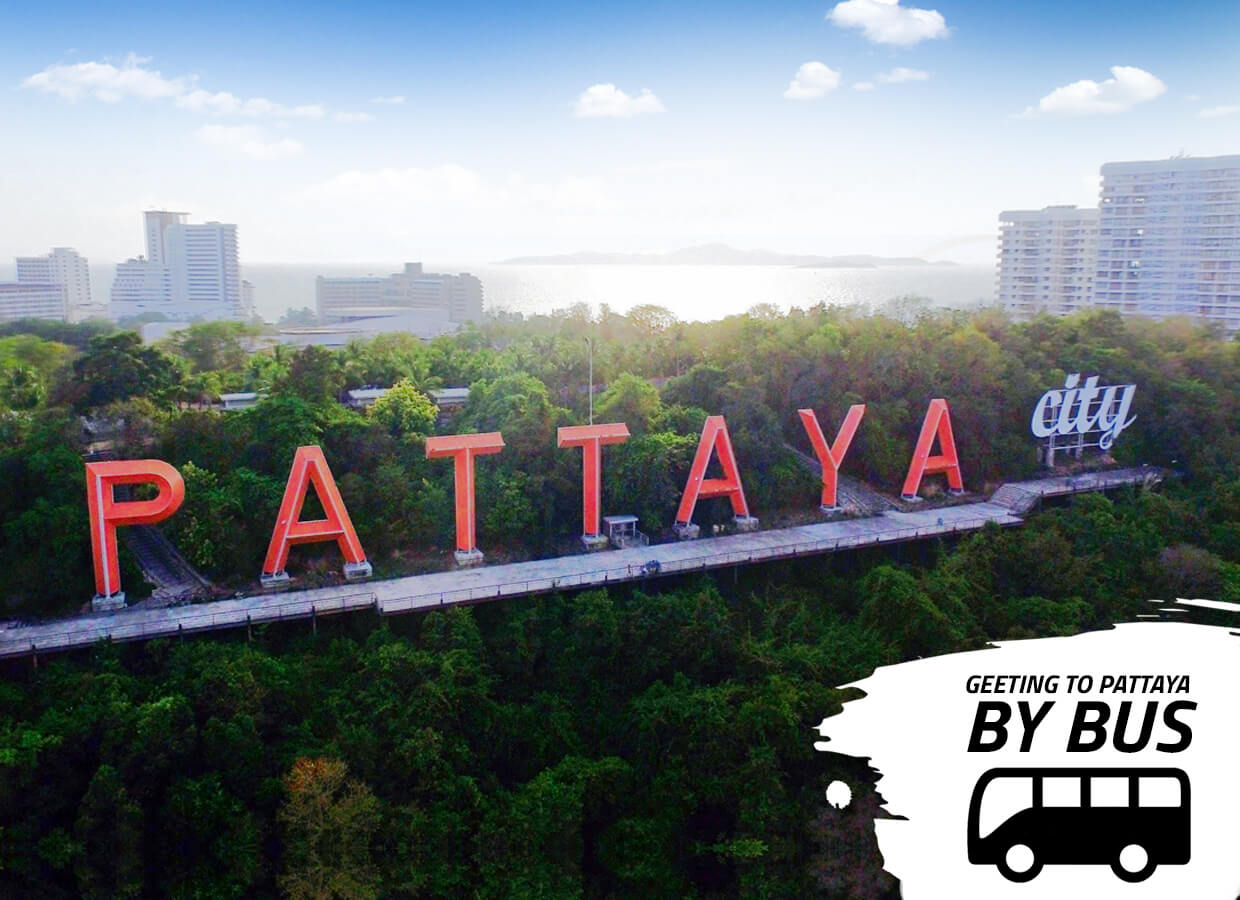 Get from Bangkok to Pattaya