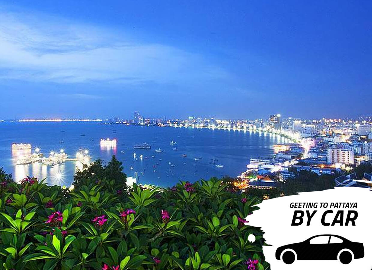 Getting To Pattaya by car