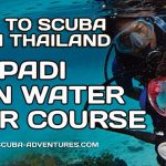 Learning To Dive In Thailand